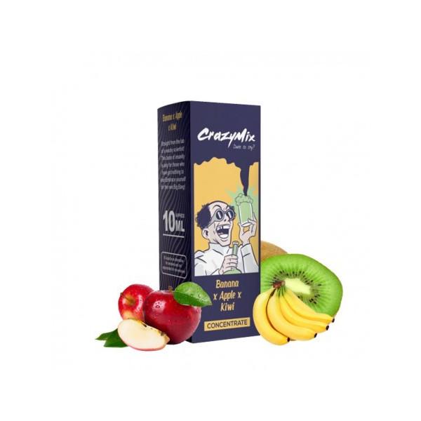 Banana Apple Kiwi [CrazyMix] Concentré 10ml