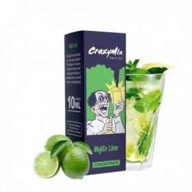 Mojito Lime [CrazyMix] Concentré 10ml
