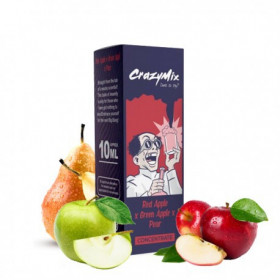 Red Apple Green Apple Pear [CrazyMix] Concentré 10ml