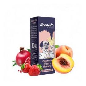 Pomegranate Peach Strawberry [CrazyMix] Concentré 10ml