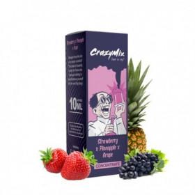 Strawberry Pineapple Grape [CrazyMix] Concentré 10ml