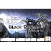 3 étiquettes Black Raven