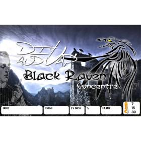 Etiquettes Black Raven