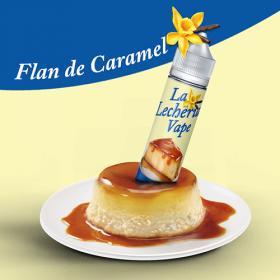 Flan de caramel [La Lecheria Vape] Concentré 10ml