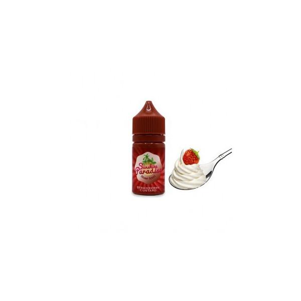 Strawberry Custard [Sunshine Paradise] Concentré 30ml