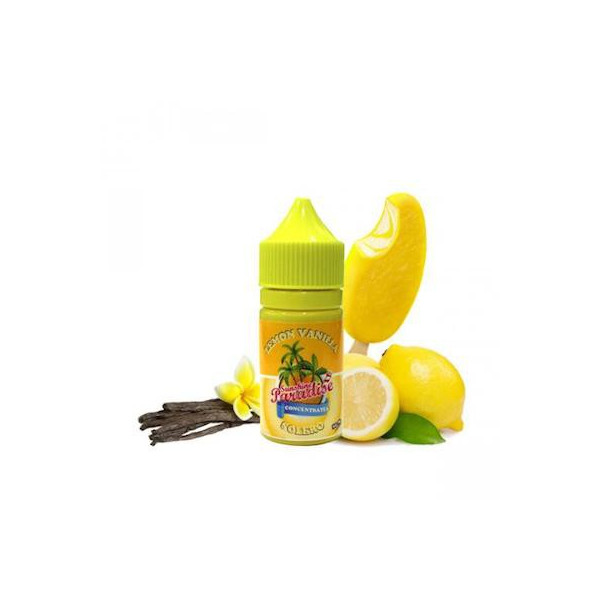 Lemon Vanilla Solero [Sunshine Paradise] Concentré 30ml
