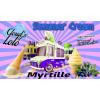 Summer Cream Myrtille [Cloud's of Lolo] Concentré