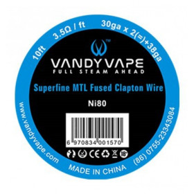 Superfine MTL Wire [Vandy Vape]