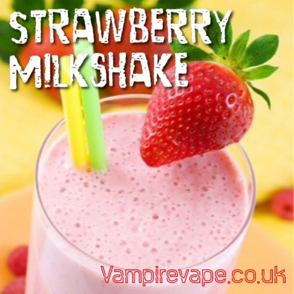 Strawberry MilkShake [Vampire Vape]