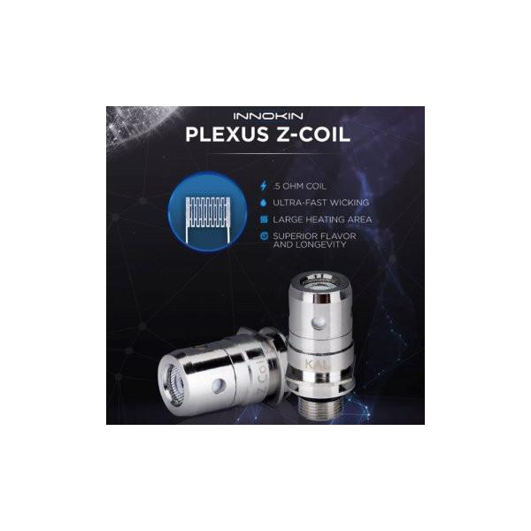 Plexus Z-coil 0.5ohm pour Zenith [Innokin]