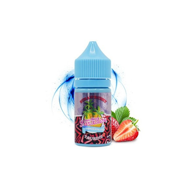 Strawberry Taurine [Sunshine Paradise] Concentré 30ml