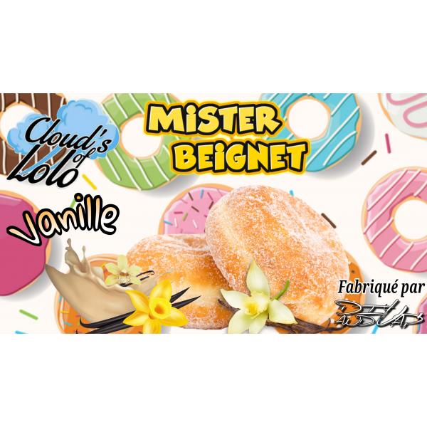 Mister Beignet Vanille [Cloud's of Lolo] Concentré