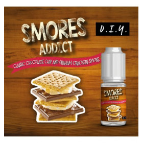 Chocolate Chip and Graham Crackers [Smores Addict] Concentré