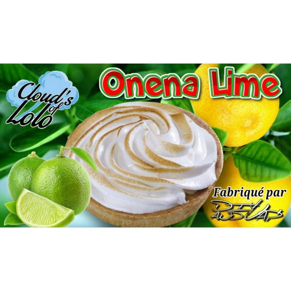 Onena Lime [Cloud's of Lolo] E-Liquide 50ML