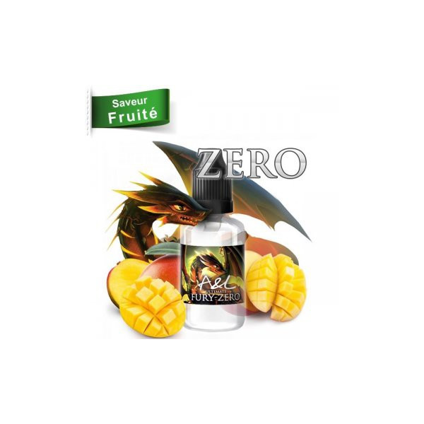 Fury Zero [Ultimate] Concentré 30ml