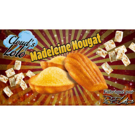 Madeleine Nougat [Cloud's of Lolo] E-Liquide
