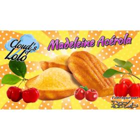 Madeleine Acerola [Cloud's of Lolo] E-Liquide