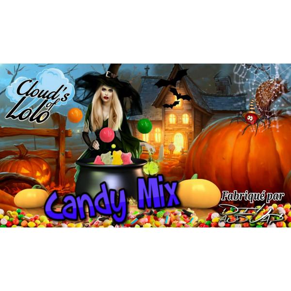 CandyMix [Cloud's of Lolo] E-Liquide