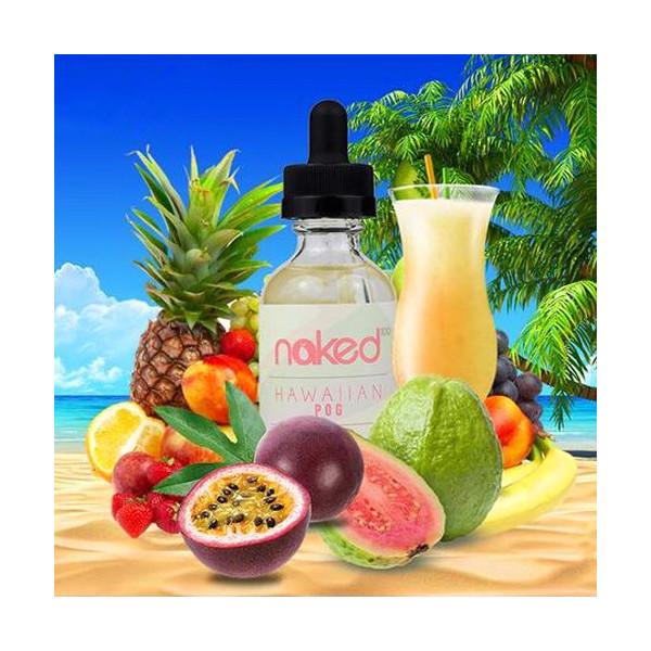 Hawaian Pog [Naked100] E-Liquide