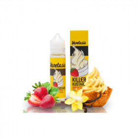 Killer Kustard Strawberry [Vapetasia] E-Liquide