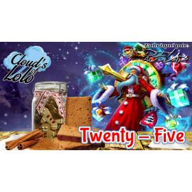 Twenty Five [Cloud's of Lolo] E-Liquide