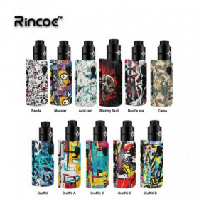 Manto Mini RDA Color [Rincoe] Kit