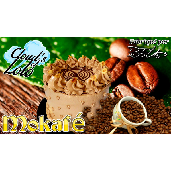 Mokafe [Cloud's of Lolo] E-Liquide