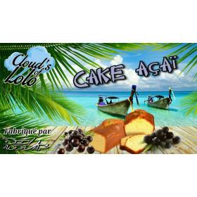Cake Acai [Cloud's of Lolo] E-Liquide