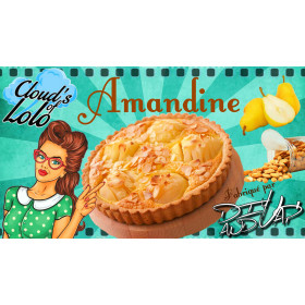 Amandine [Cloud's of Lolo] E-Liquide