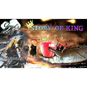 Story of King [Cloud's of Lolo] E-Liquide