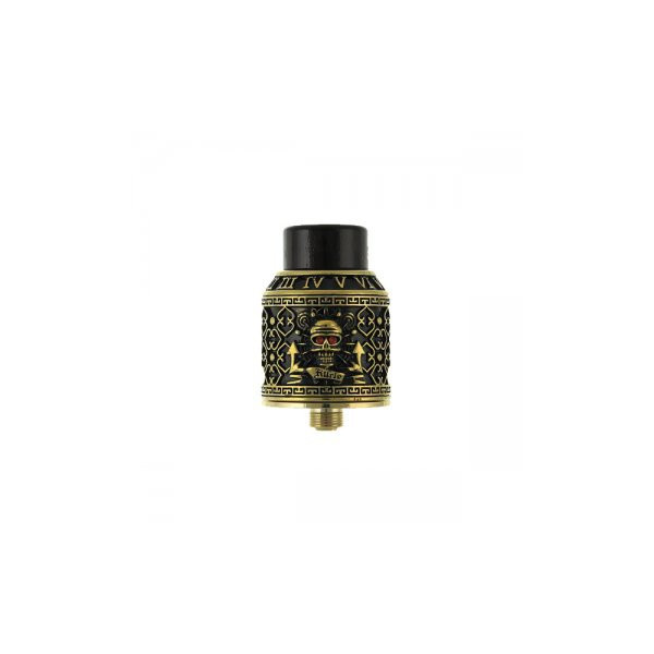 Pirate King 2 RDA 3D Engraved BF [Riscle Technology]