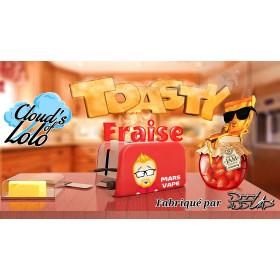 Toasty Fraise [Cloud's of Lolo] E-Liquide