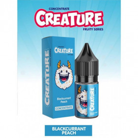 Blackcurrant Peach [Creature] Concentré 10ml