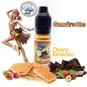 Gaufrette Chocolat Noisette [Cloud's of Lolo] Concentré