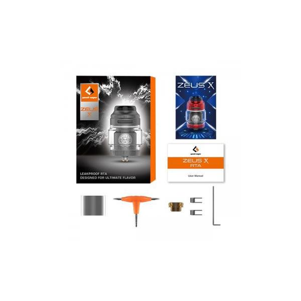 Zeus X RTA 4.5ml 25mm [Geekvape]
