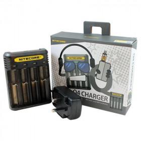 Chargeur Q4 2A Nitecore
