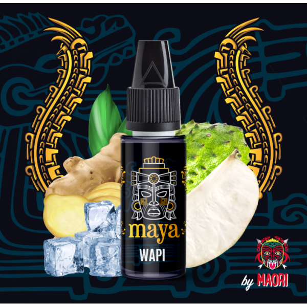 Wapi Maya [Full Moon] Concentré 10ml