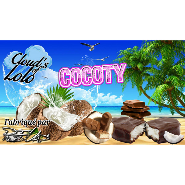 Cocoty [Cloud's of Lolo] Concentré