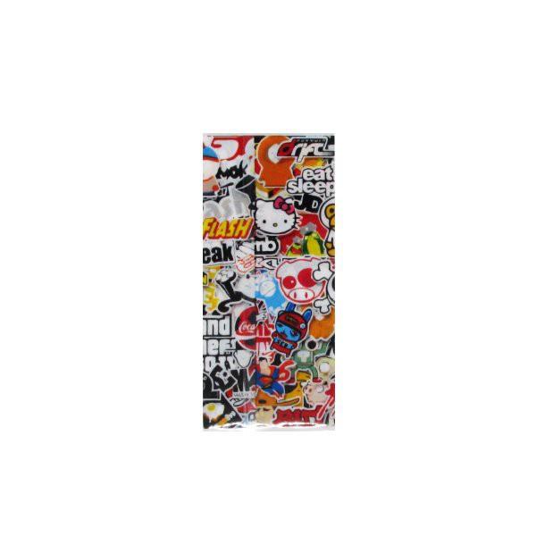 Wraps pour accu 20700/21700 (5pcs)