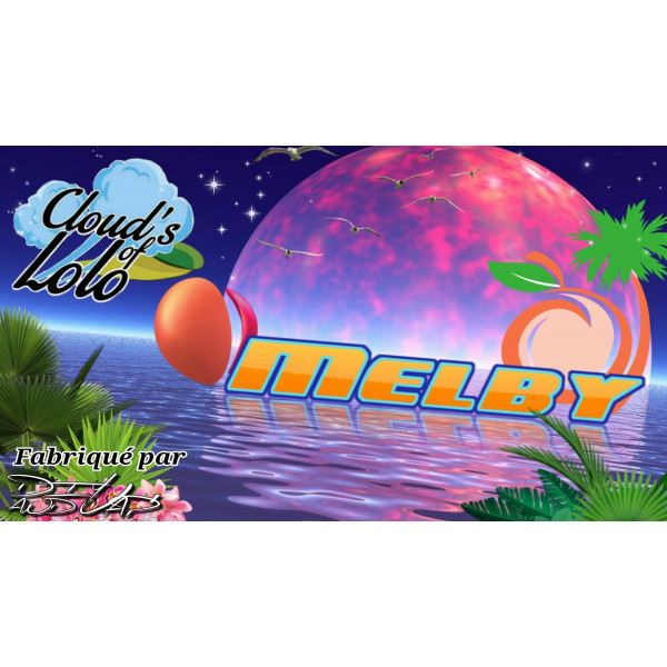 Melby [Cloud's of Lolo] E-Liquide
