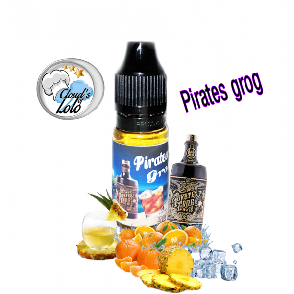 Pirates Grog [Cloud's of Lolo] Concentré