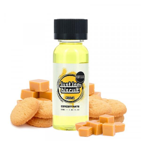 Biscuit Caramel [Just Jam] Concentré 30ML