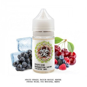 Eruption [Resurrection Vaping] Concentré 30ml