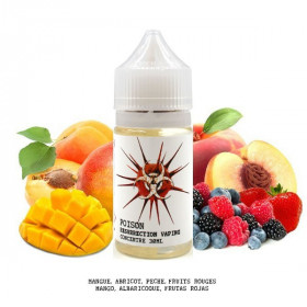 Poison [Resurrection Vaping] Concentré 30ml