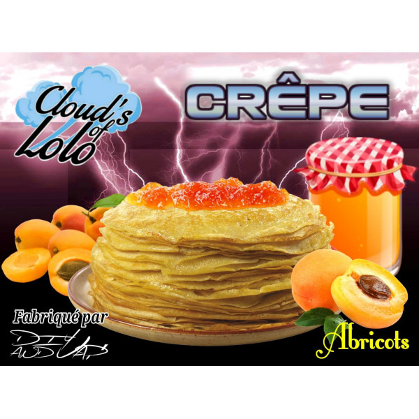 Crepe Abricots [Cloud's of Lolo] Concentré