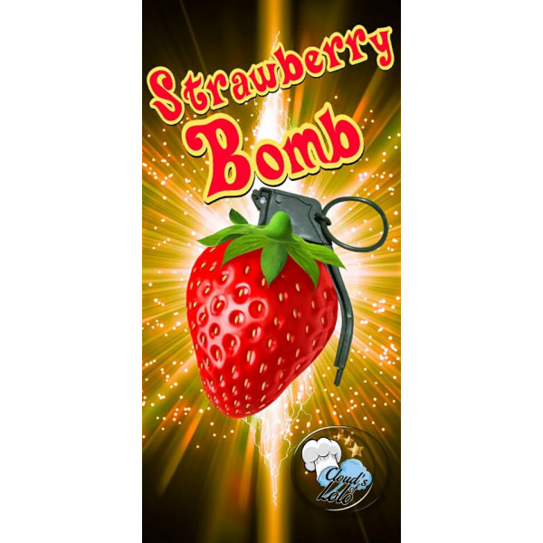 Strawberry Bomb [Cloud's of Lolo] E-Liquide