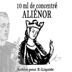 Alienor [814 Histoire d'Eliquides]