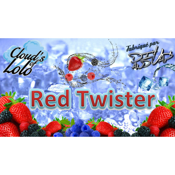 Red Twister [Cloud's of Lolo] Concentré