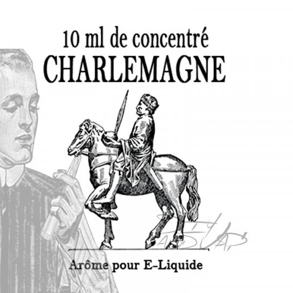 Charlemagne [814 - Histoire d'E-liquides]