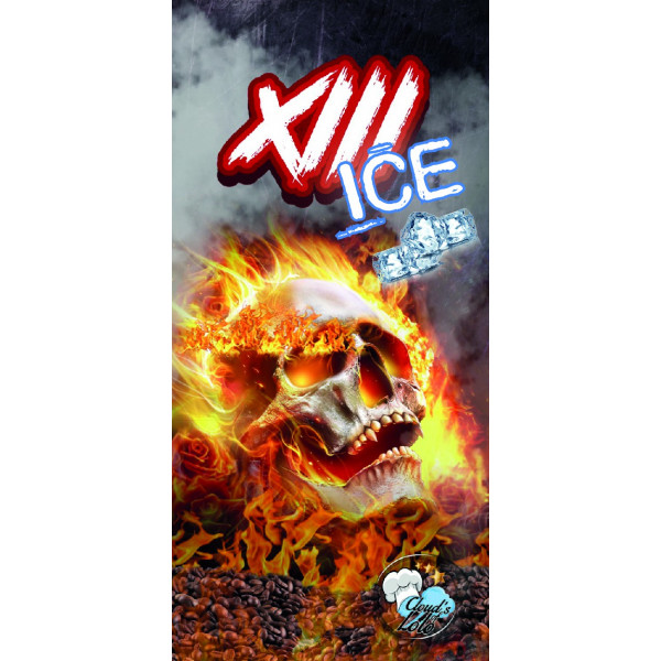 XIII ICE (Treize ice) [Cloud's of Lolo] E-Liquide
